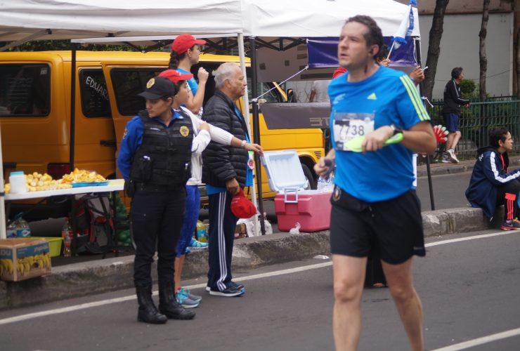 Gracias al Maratón de la CDMX.