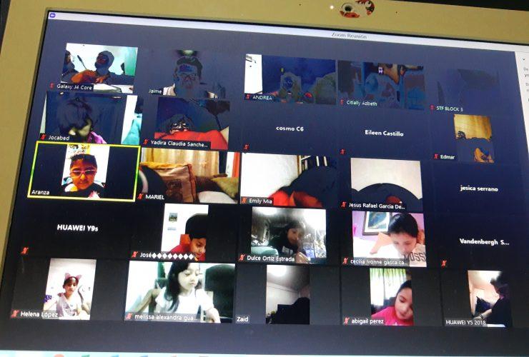 Utilizamos la tecnología de videoconferencias